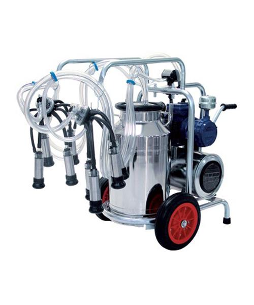 süt sağım makinesi - Makine ile Süt Sağımı